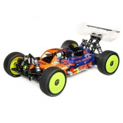 TLR 8IGHT-X Elite 1/8 Nitro Race Buggy Kit  (C-TLR04010)