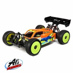 TLR 1/8 8IGHT-XE Elite 4WD Electric Buggy Race Kit 8XE (C-TLR04011)