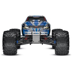 Traxxas T-Maxx 3.3 TSM 4WD (TQi Bluetooth/EZ Start) - Blue (C-TRX49077-3-BLUE)