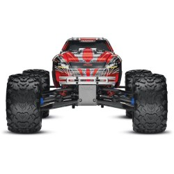 Traxxas T-Maxx 3.3 TSM 4WD (TQi Bluetooth/EZ Start) - Red (C-TRX49077-3-RED)