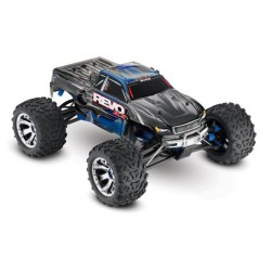 Traxxas Revo 3.3 w/Rev TSM 4WD (TQi Bluetooth/EZ Start) - Blue (C-TRX53097-3-BLUE)