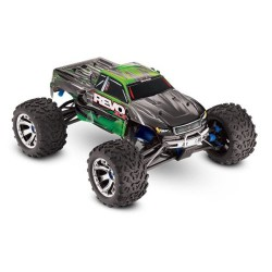 Traxxas Revo 3.3 w/Rev TSM 4WD (TQi Bluetooth/EZ Start) - Green (C-TRX53097-3-GRN)