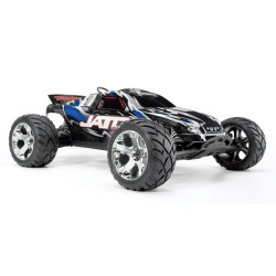 Traxxas Jato 3.3 2WD (2 Speed TQi Bluetooth TSM) - Blue (C-TRX55077-3-BLUE)
