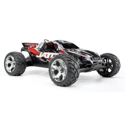 Traxxas Jato 3.3 2WD (2 Speed TQi Bluetooth TSM) - Red (C-TRX55077-3-RED)