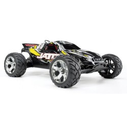 Traxxas Jato 3.3 2WD (2 Speed TQi Bluetooth TSM) - Yellow (C-TRX55077-3-YLW)