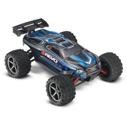 Traxxas 1/16 E-Revo XL2.5 4WD (TQ/7.2V/DC Chg) - Blue (C-TRX71054-1-BLUE)