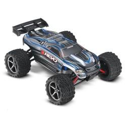 Traxxas 1/16 E-Revo XL2.5 4WD (TQ/7.2V/DC Chg) - Silver (C-TRX71054-1-SLVR)