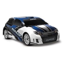 Traxxas LaTrax Rally 1/18 4WD (2.4GHz/6.0V/DC Chg) - Blue (C-TRX75054-1-BLUE)