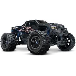 Traxxas X-Maxx 1/7 4WD 8S (VXL-8S/TQi/No Batt/No Chg) - Blue (C-TRX77086-4-BLUE)