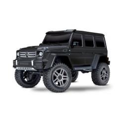 Traxxas TRX-4 Crawler Mercedes G500 (Tqi/No Batt/No Chg) Black (C-TRX82096-4-BLK)