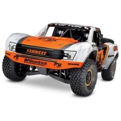 Traxxas Unlimited Desert Racer 4WD TSM (TQi/No Batt or Chg) - FOX (O (C-TRX85076-4-FOX)