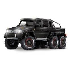 TRAXXAS TRX-4 6x6 Mercedes G63 Black (C-TRX88096-4-BLK)