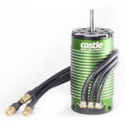 Castle Creations Motor   4-POLE Sensored Brushless  1512-1800kV (M-CC060-0062-00)