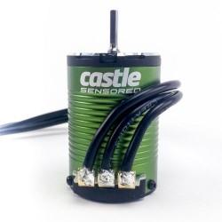 Castle Creations Motor 4-POLE Sensored Brushless  1410-3800kV(5mm)