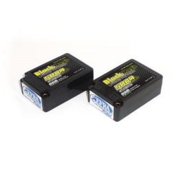 Black Magic 5000mAh 7.4V 2S3P 99C Hard Saddle EFRA (O-BM99-5002S)