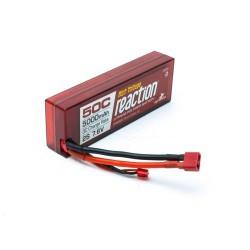 7.6V HV 5000mAh 2S 50C LiPo Hardcase:Dean (O-DYNB3852D)