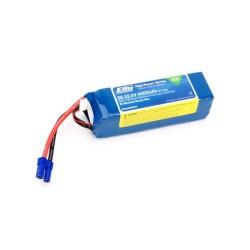 E-Flite 4400mAh 6S 22.2V 30C LiPo 10AWG EC5 (O-EFLB44006S30)