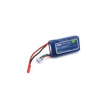 450mAh 3S 11.1V 30C LiPo, 18AWG JST (O-EFLB4503SJ30)