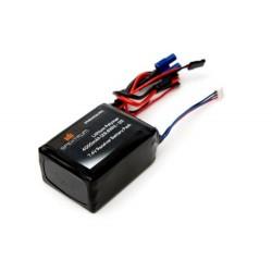 Spektrum 4000mAh 2S 7.4V LiPo Receiver Battery (O-SPMB4000LPRX)