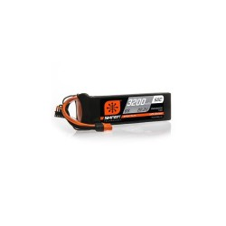 Spektrum 3200mAh 6S 22.2V 50C Smart LiPo Battery IC3 (O-SPMX32006S50)