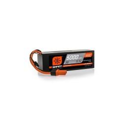 Spektrum 5000mAh 3S 11.1V 100C Smart LiPo Hardcase IC5 (O-SPMX50003S100H5)