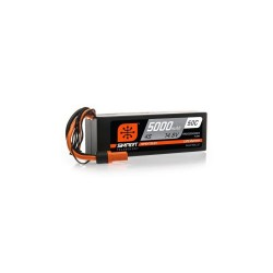 Spektrum 5000mAh 4S 14.8V 50C Smart LiPo Hardcase IC5 (O-SPMX50004S50H5)