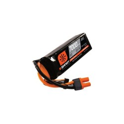 Spektrum 7000mah 6S 22.2V Smart LiPo 30C; IC5 (O-SPMX70006S30)