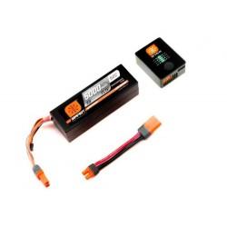 SPEKTRUM Spektrum Smart PowerStage Bundle 3S Int (O-SPMXPS3I)