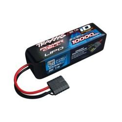 TRAXXAS 10000mAh 7.4V 2S 25C LiPo ID Battery - Stampede, Rustler, Ba - (O-TRX2854X)