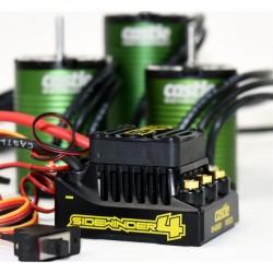 Sidewinder 4, 2-3S, WP ESC with 1406-6900Kv Motor (P-CC010-0164-03)