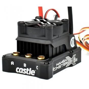 CASTLE CREATIONS MAMBA MONSTER X 8S 33.6V ESC 8A PEAK BEC (P-CC010-0165-00)