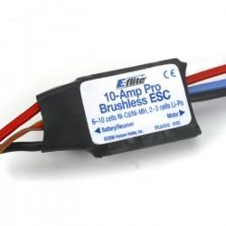 10-Amp Pro Brushless ESC (P-EFLA1010)