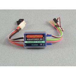 FUSION AquaP 12-36T 6-16 280A W/Cooled FNR - (P-FS-AQP280)