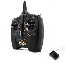Spektrum DXe COMBO Transmitter System w/ AR610 Rx (P-SPM1000EU)