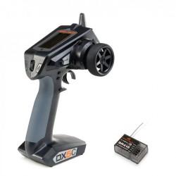 SPEKTRUM DX5C COMBO DSMR 5 CH TX w/SR415 (P-SPM5100)