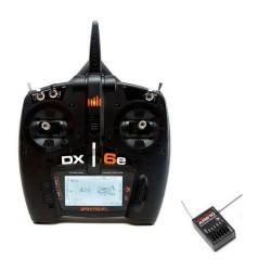 Spektrum DX6e COMBO 6CH System w/ AR610 Rx EU (P-SPM6650EU)