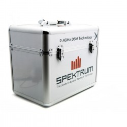 Spektrum Single Stand Up Transmitter Case (P-SPM6708)