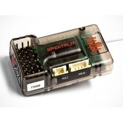 Spektrum SR6110AT 6-channel AVC telemetry receiver (P-SPMSR6110AT)