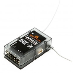 SPEKTRUM AR636 6-Channel AS3X Sport Receiver (P-SPMAR636)