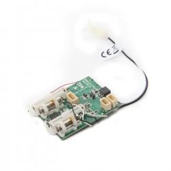 AS6410L DSMX 6-Ch Ultra Micro AS3X Receiver/ESC (P-SPMAS6410L)