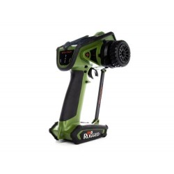 SPEKTRUM DX5 Rugged 5ch DSMR Tx Only Green (P-SPMR5200GEU)