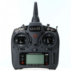 DX9 Black Transmitter Only MD2 EU (P-SPMR9910EU)