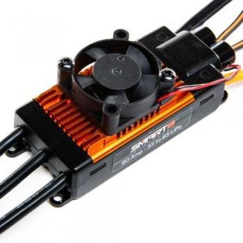 SPEKTRUM Avian 80 Amp Brushless Smart ESC 3S-8S (P-SPMXAE1080)