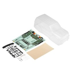 AXIAL 2000 Jeep Cherokee Body .040 Clear Body Only (Z-AX31337)