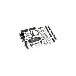 TLR Dual Steering Servo Tray Conversion: 5T5B (Z-TLR358001)