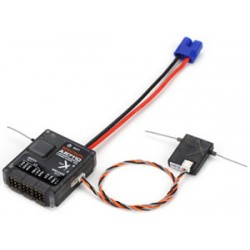 Spektrum AR7110 DSMX 7 Channel Heli Receiver (SPMAR7110)